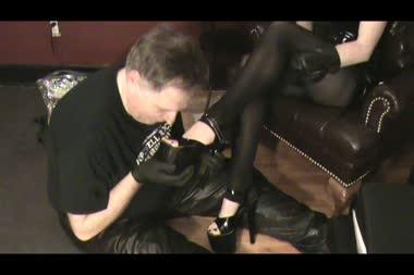 latex fetish massage karlskrona