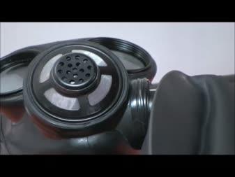 Gas mask dildo buy
