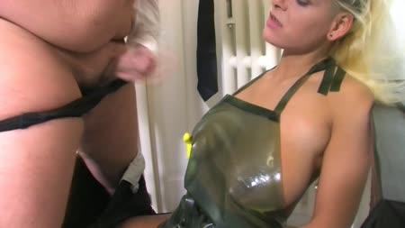 Stockings and mini skirt milf porn